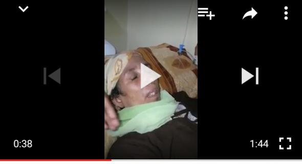عاجل وسابقة … الشرطة تنجز إثبات حالة اهمال المرضى داخل المستشفى الجهوي ببني ملال وحقوقيون يشهدون في النازلة -الفيديو-