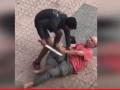 مصيبة كحلة هادي… فيديو خطير لعملية كريساج مسن بالدار البيضاء وبكاء الضحية وتوسله للمجرم