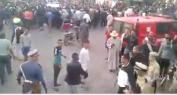 مصيبة… شبان يقتلون شابا بالسيوف وفيديو لحظة إطلاق الرصاص من طرف الدرك الملكي لتحذير المحتجين