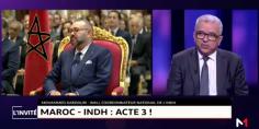 دردوري والي منسق المبادرة الوطنية يتحدث في حوار مع قناة ميدي1 عن الجيل الثالث من المبادرة التي أطلقها الملك =فيديو=