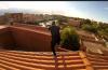 """بالفيديو… شباب من سوق السبت يعرفون بمدينتهم وبدار الشباب عن طريق رياضة """"الباركور"""""""