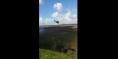 """بالفيديو… تحطم مقاتلة مغربية """"ميراج إف 1"""" بتاونات ونجاة الطيار -بلاغ-"""