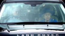 """في لندن… الشرطة تنبه زوج الملكة """"إليزابيت"""" بسبب مخالفة مرورية"""