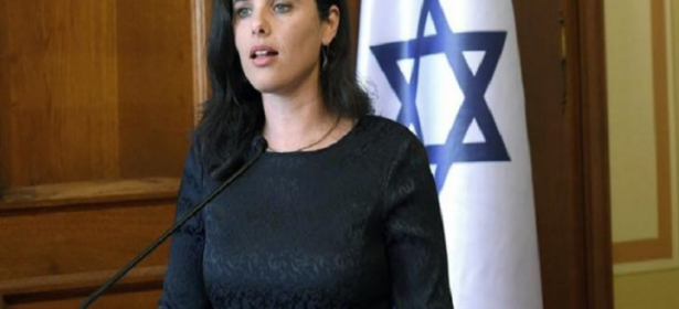 """وزيرة العدل الإسرائيلية تفقد صوابها وتصرح : """"المغاربة جهلة وحمقى يستحقون الموت""""!"""