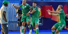 """الجزائر تطيح بالكوت ديفوار وتمر لدور النصف النهائي ب""""الكان"""""""
