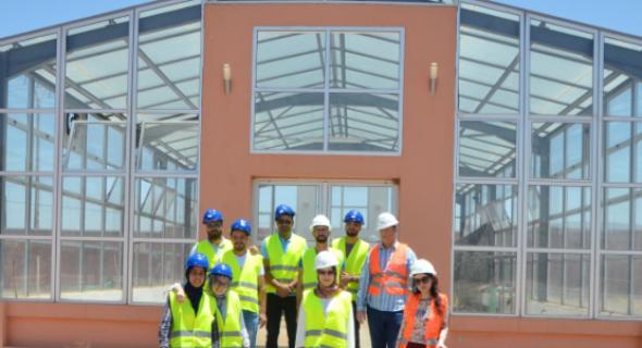 """""""L'Université Sultan Moulay Slimane participe au concours international Solar  Decathlon Africa avec le proje """"Bayti_Akhdar"""