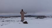 رشيد الحسيني في فيديو كليب جديد وسط الثلوج بأزيلال (ربي جود غيفي)