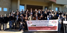 الأطر الإدارية المتدربة بمركز بني ملال تُقاطع امتحانات التصديق على المجزوءات