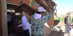 بالفيديو ومبادرة مزيانة… نادي مهندس البسمة ينظم النسخة الثالثة ويقوم بمجموعة من الأعمال منها إصلاح وصباغة وتزيين مدرسة بأعالي جبال بني ملال