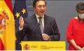 لمحاولة طي الأزمة الدبلوماسية بين مدريد والرباط … وزير الخارجية الإسباني الجديد خوسيه مانويل ألباريس يختار المغرب كأول وجهة (فيديو)