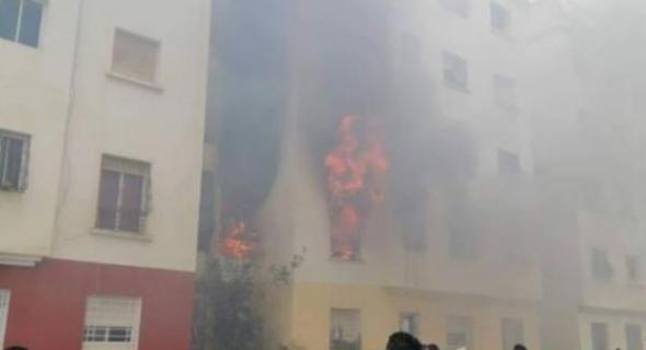 مآساة والله يرحمو… حريق يلتهم طفل داخل منزل أسرته بسلا