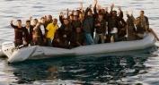 """سالفيني يواصل قراره الصارم ويمنع سفينة تحمل """"الحراكة"""" من دخول بلاده -فيديو-"""