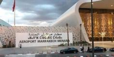 مطار مراكش المنارة يتبوأ المرتبة الخامسة أفضل مطار في إفريقيا