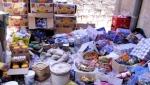 عاجل… السلطات تحجز كمية كبيرة من المواد الغذائية الفاسدة داخل مستودع تجاري ببني ملال