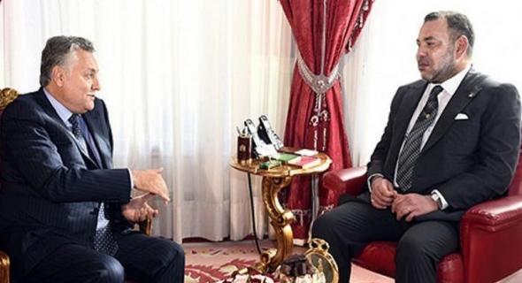 سابقة…الملك محمد السادس يرفض مصافحة نبيل بن عبد الله