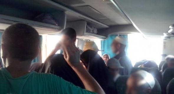 أسطول الحافلات بأزيلال أ لمزوق من برا أش خبارك من لداخل ولجن المراقبة في سبات لا يستيقظون سوى في الفواجع!