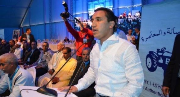 """بعد """"الجهوية المقنتة"""" مع الحكومة رئيس جهة بني ملال خنيفرة يفعل نظام التقنيت مع الاعلام الجهوي"""