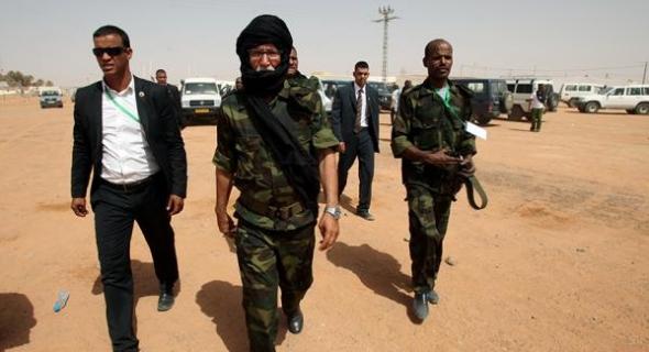 """مقتل زعيم تنظيم داعش في """" الصحراء الكبرى"""" .هل هي بداية اقتناع الدول الكبرى بالطبيعة الإرهابية لعصابة البوليساريو ؟"""
