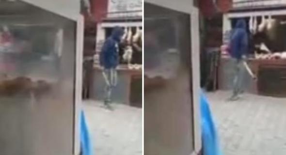 عاجل…المديرية العامة للأمن الوطني تتجاوب سريعا وتوضح وقائع فيديو المشرمل سارق الدجاج بالسلاح الأبيض