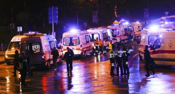 انفجاران يهزان اسطنبول ومقتل 15 شخصاً واصابة العشرات في صفوف الشرطة والمواطنين