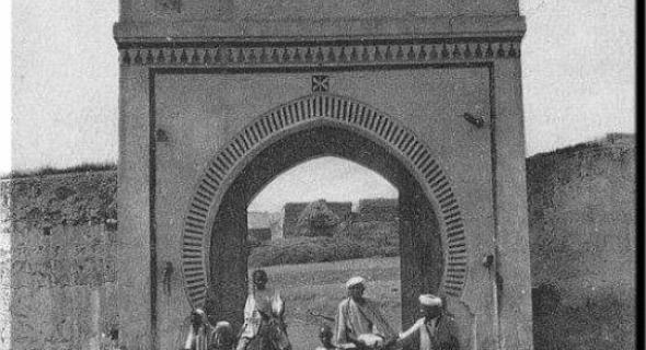 بني ملال 1930 للصورة تاريخ