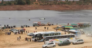 انتعاش كبير للسياحة ببحيرة بين الويدان ومطالبة السلطات المختصة بالاهتمام بها وتشجيعها