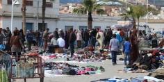 سلطات الفقيه بن صالح تعمل على نقل سوق المتلاشيات بالفقيه بن صالح الى السوق المركزي