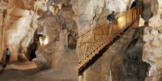 بالصور… اكتشاف أقدم نقوش صخرية بشمال إفريقيا تعود للعصر الحجري الأعلى بمغارة الجمل بإقليم بركان