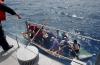 """إحباط محاولات للهجرة السرية من المغرب إلى جزر الكناري وحجز قارب مطاطي وتوقيف 35 """"حراك"""""""