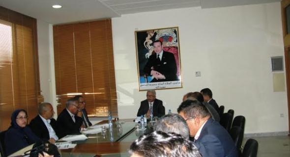 اللجنة الإقليمية للتنمية البشرية لإقليم بني ملال تصادق على مشاريع تستهدف الفئات الهشة