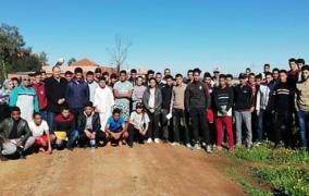 مؤسسة الحي الجامعي بني ملال تنظم البطولة المحلية للعدو الريفي لفائدة الطلبة القاطنين