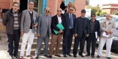 المديرية الجهوية للصحة بجهة بني ملال خنيفرة تعقد لقاء تمهيديا لعقد اتفاقية شراكة مع المرصد المغربي للرقابة المجتمعية لمكافحة الفساد والدفاع عن حقوق الإنسان