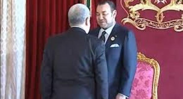 بالفيديو..الملك يستقبل بن كيران ويعينه رئيسا للحكومة