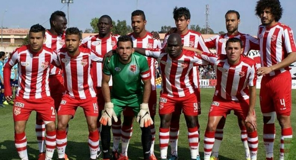 شباب أطلس خنيفرة لكرة القدم  يهزم حسنية أكادير وفريق قصبة تادلة يعود بهزيمة من مراكش
