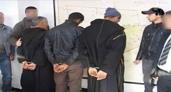 انعقاد اولى جلسات محاكمة عصابة الكنوز التي اقتحمت حرمة مقبرة بواويزغت بأزيلال