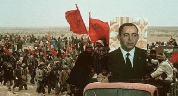 محمد حلحال رئيس المجلس الإقليمي لبني ملال يهنئ جلالة الملك محمد السادس بالذكرى 43 للمسيرة الخضراء المظفرة