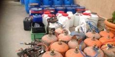 بعد أقل من أسبوع على حجز 2 طن … الدرك يفجع تجار الماحيا مرة أخرى في طن من التين المخمر و150 لتر موجهة للاستهلاك