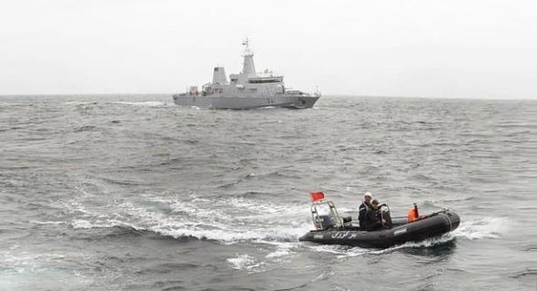 """ضربة صحيحة… البحرية الملكية المغربية تحبط تهريب أزيد من 4 طن من """"الحشيش"""""""