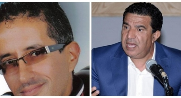 القضاء يوجه صفعة للوزير السابق محمد مبديع وينصف الزميل الصحافي عثمان جدي