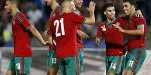 وأخيرا أسود الاطلس يزأرون ويهزمون المنتخب التوغولي ب 3 أهداف لهدف واحد ويبقي على آمال المغرب التأهل للدور الثاني