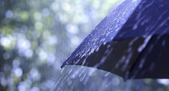أمطار وزخات رعدية وهذه مقاييس الحرارة العليا والدنيا =نشرة جوية=