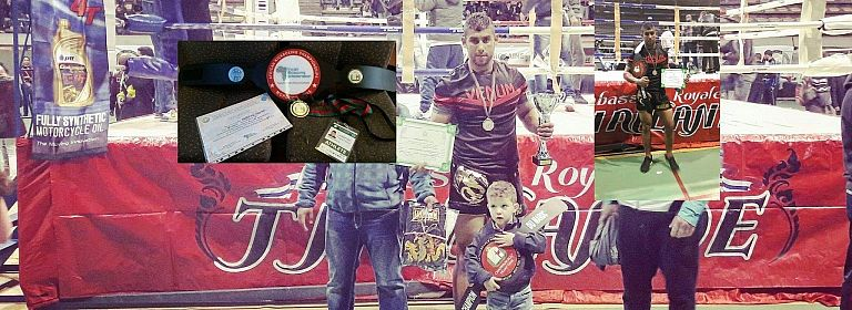 ابن بني ملال يستمر في حصد الذهبيات وهذه المرة بطولة المغرب في طاي بوكسينغ وعتاب للمسؤولين على التهميش