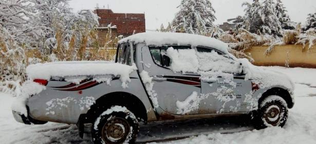 انخفاض قياسي للحرارة ومدن تُسجل ناقص 6 تحت الصفر مع تساقطات مطرية وثلجية – نشرة جوية-