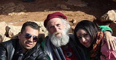 الممثل حمزة الكثاني إبن بني ملال يشارك في أفلام قصيرة إلى جانب فنانين كبار