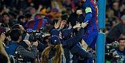 برشلونة يحقق المستحيل ويسحق باريس سان جيرمان ب 6 أهداف