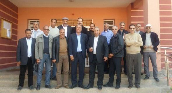 المكتب الاقليمي لجمعية تنمية التعاون المدرسي بأزيلال يعقد لقاءات تواصلية