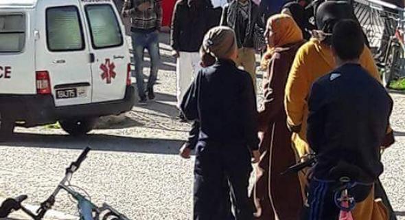 عاجل… انقلاب حافلة واصابات خطيرة في صفوف الركاب وتاكسي نيوز تنشر صور حصرية