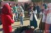 استمرار احتجاج الطلبة بثانوية محمد الخامس التقنية ببني ملال ومطالبة للمسؤولين للاستجابة لمطالبهم