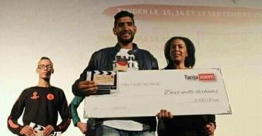 """المخرج الشاب نبيل شهادي يفوز بالجائزة الأولى عن فيلمه """"الحملة"""" -الصورة-"""
