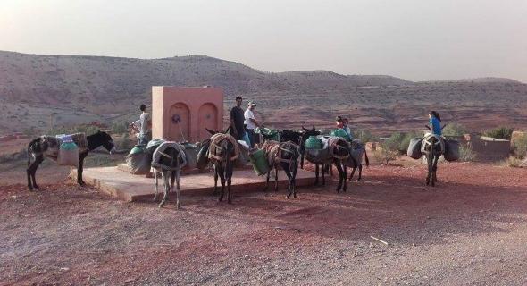 صورة معبرة تشعل الفيسبوك وتكشف الوجه الآخر لمغرب 2016